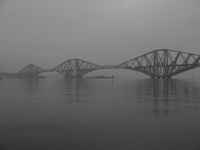 Forth Rail Bridge - SW