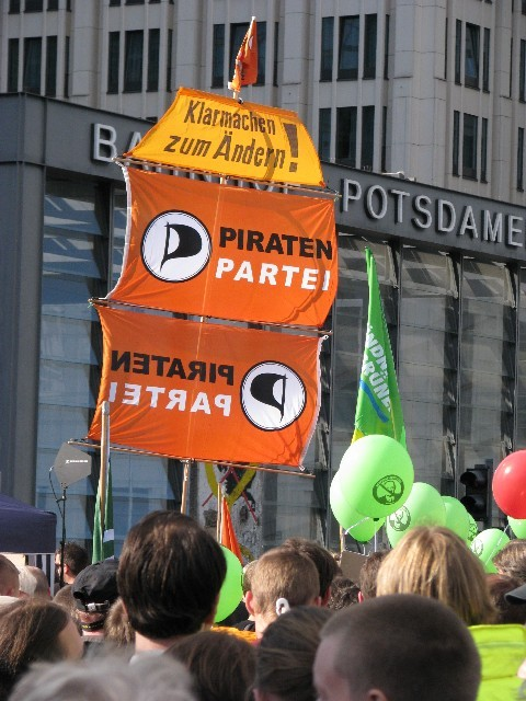 Das Piraten-Segel