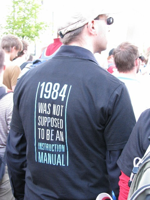 1984 was not supposed to be an instruction manual