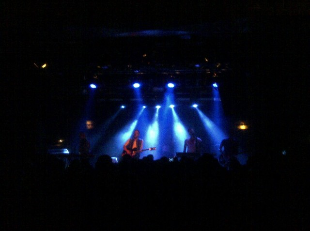 The Airborne Toxic Event in Hamburg