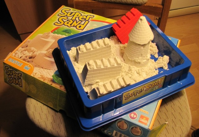 Supersand Castle