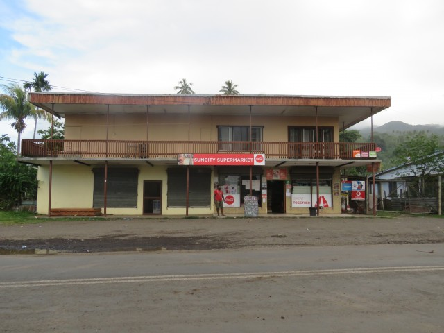 Taveuni: Shop in Wairiki 2