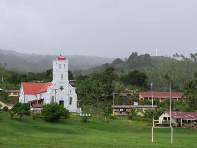 Taveuni: Holy Cross Church