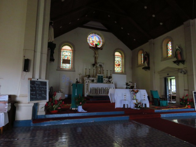 Taveuni: Holy Cross Church 2