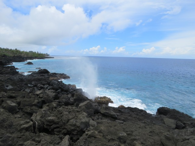 Taveuni: Blow Hole