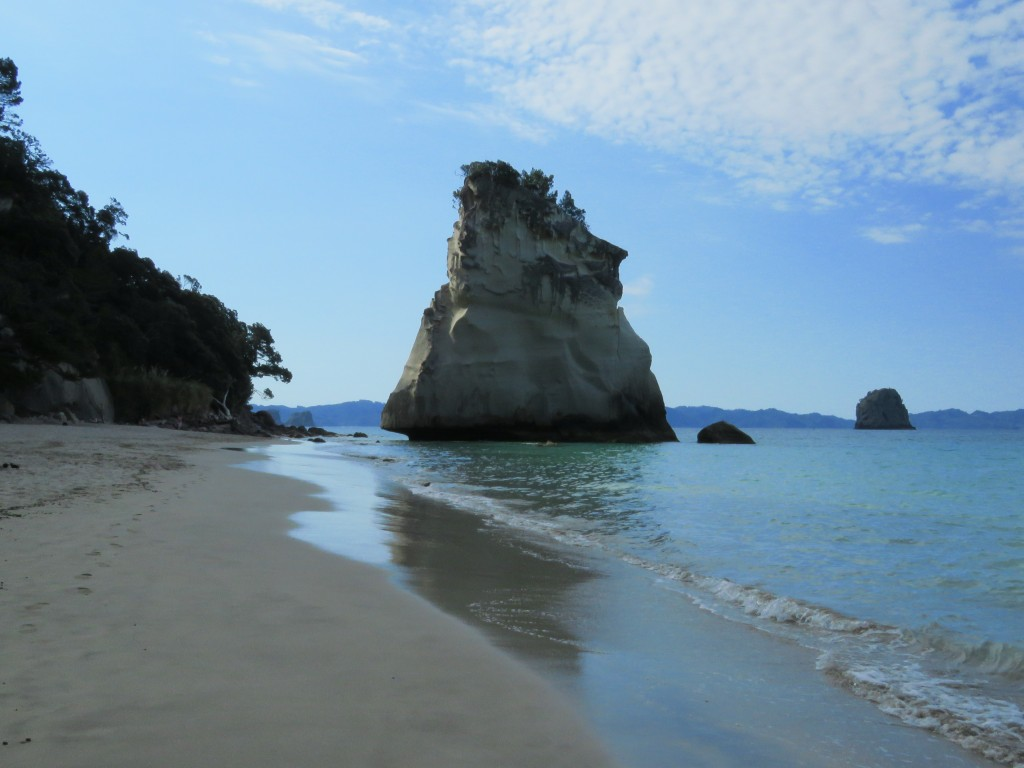 NZ: Te Hoho Rock
