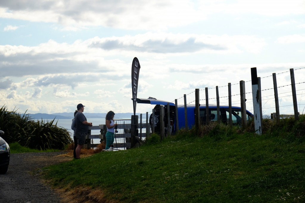 NZ: Manaia Road Saddle and Lookout Coffee