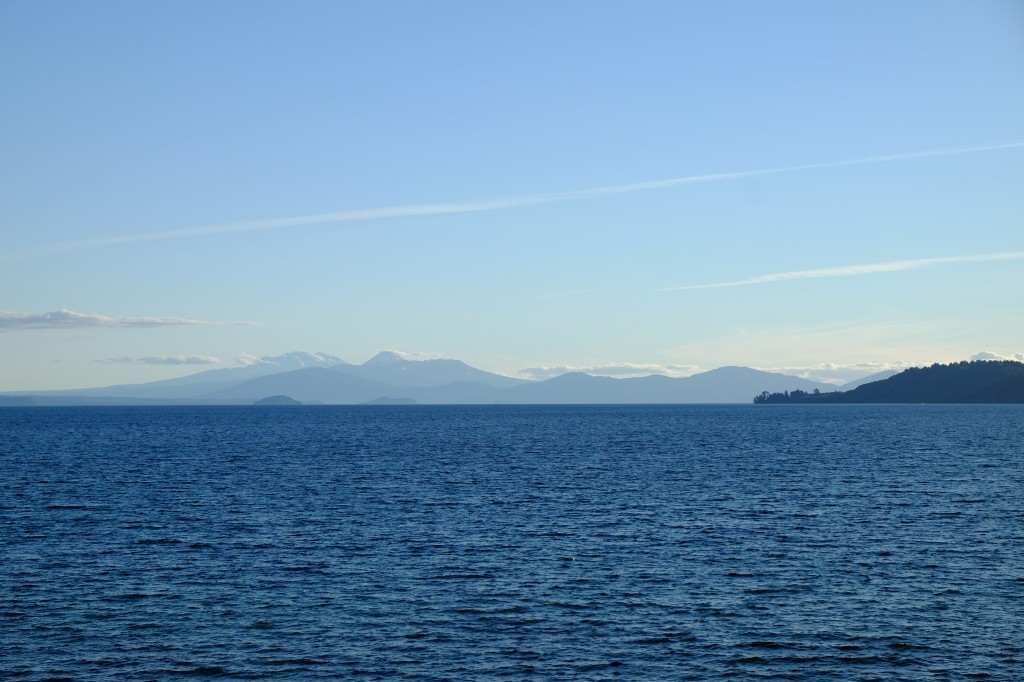 NZ: Lake Taupo 1