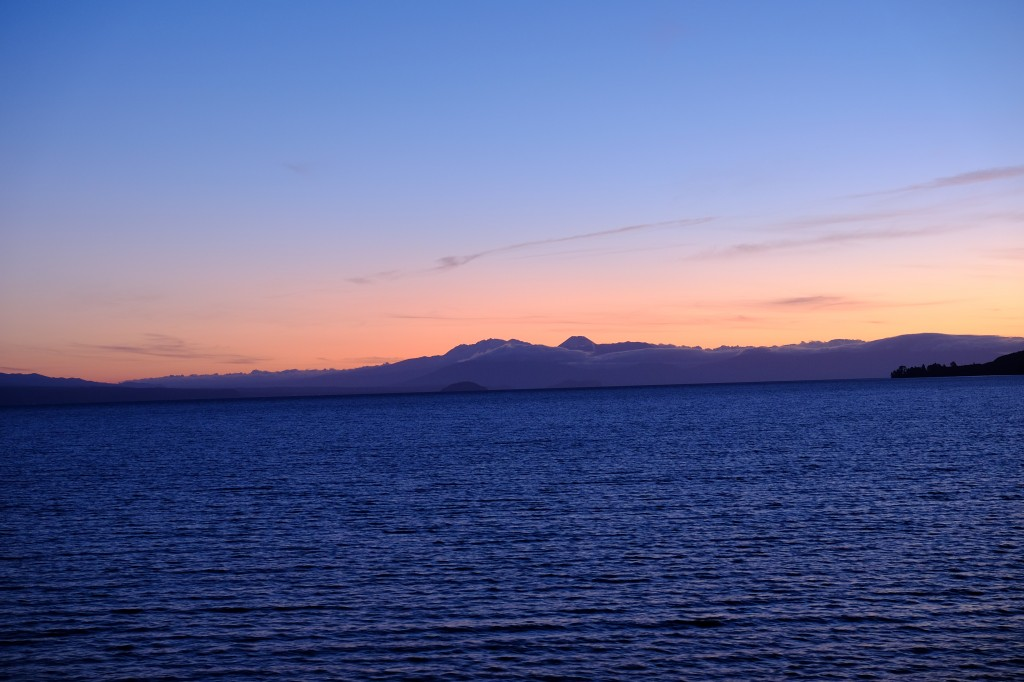 NZ: Lake Taupo 3