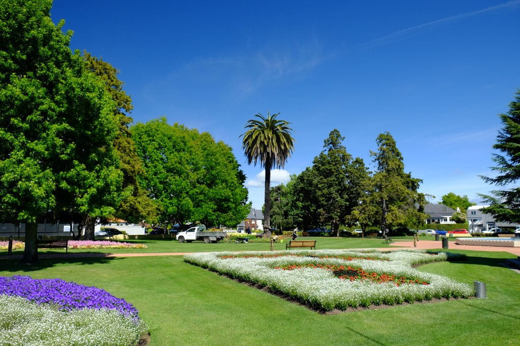 NZ: Seymour Square