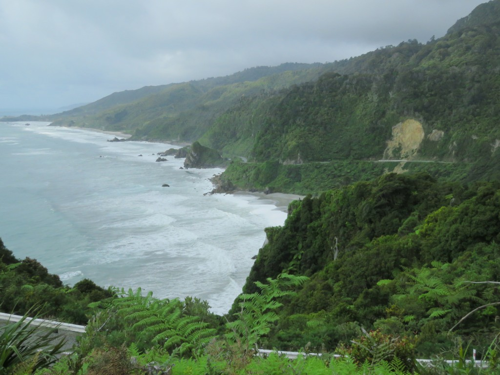 NZ: Irimahuwhero Lookout 1