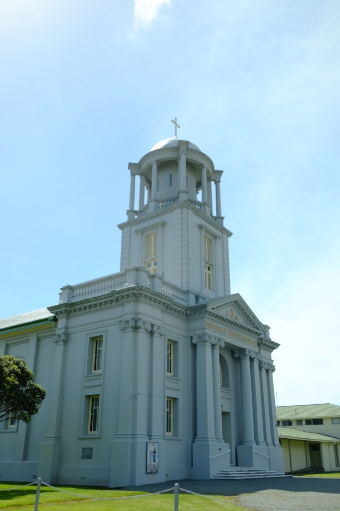 NZ: Hokitika - Catholic Church