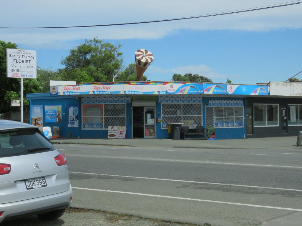 NZ: Christchurch Halswell Shop