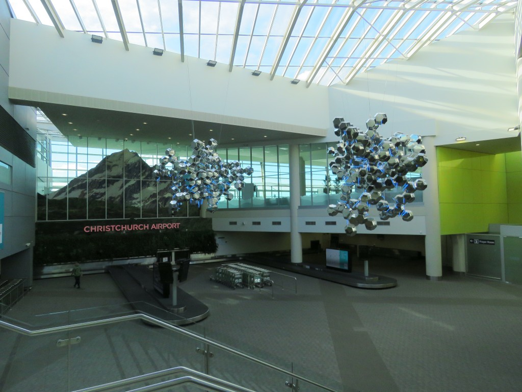 NZ: Christchurch Airport