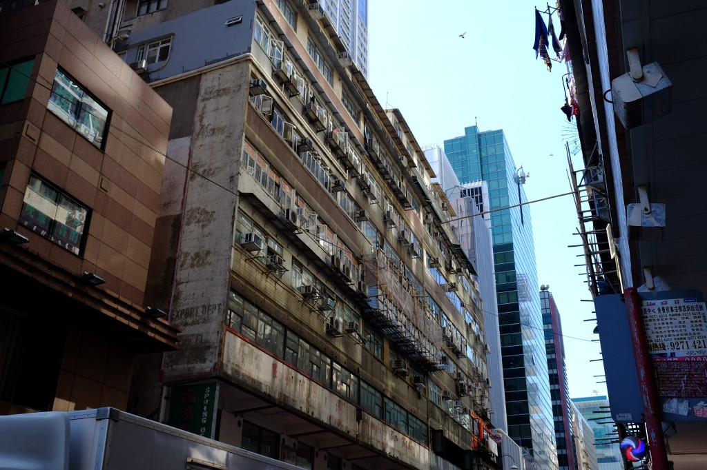 HK: Kowloon-Mody Road
