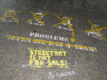 Streetart is not for sale - Bild 2